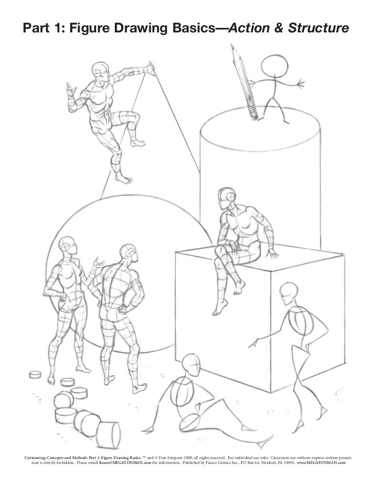 figure drawing design and invention pdf