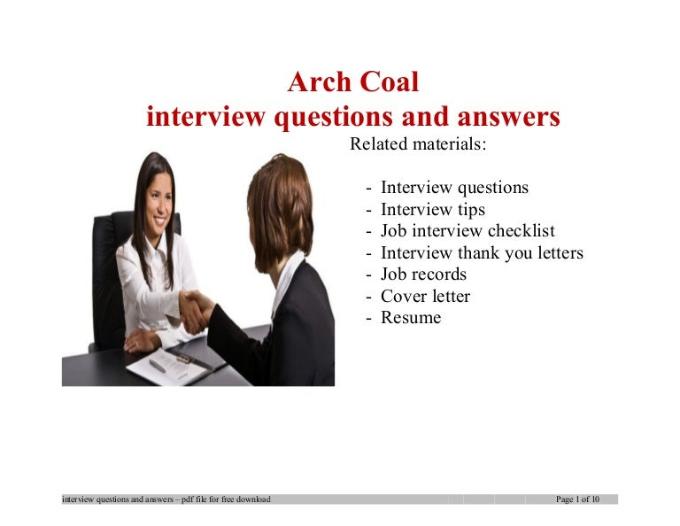arch coal interview questions and answers - Cvs Pharmacy Technician Job