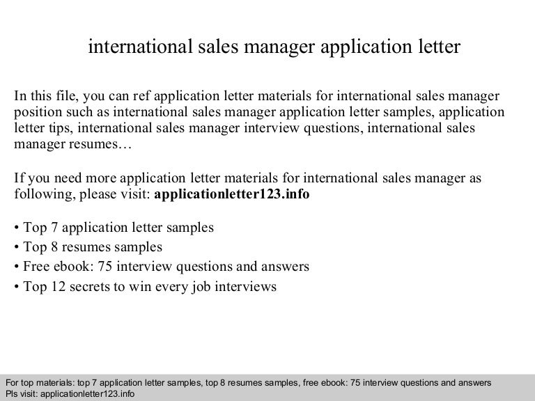 filemau2 applicationletter123 140904023645 phpapp02 thumbnail 4jpgcb1409798233 - Sales Manager Interview Questions Sales Job Interview