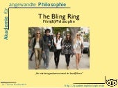 Filmphilosophie: The Bling Ring