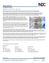 Nuevo sensor para aplicaciones film, laminas y de recubrimiento // New sensor for film, sheet and coating applications