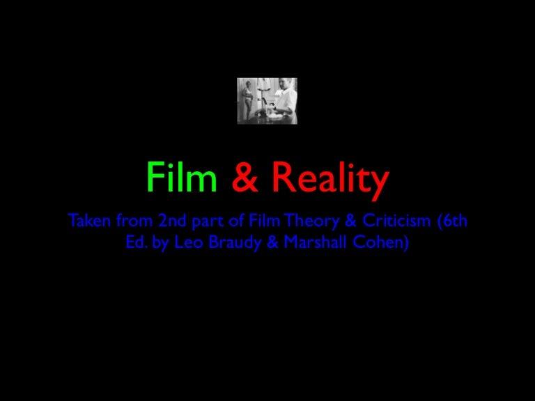 Film Reality