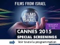 Films from Israel, Cannes 2015