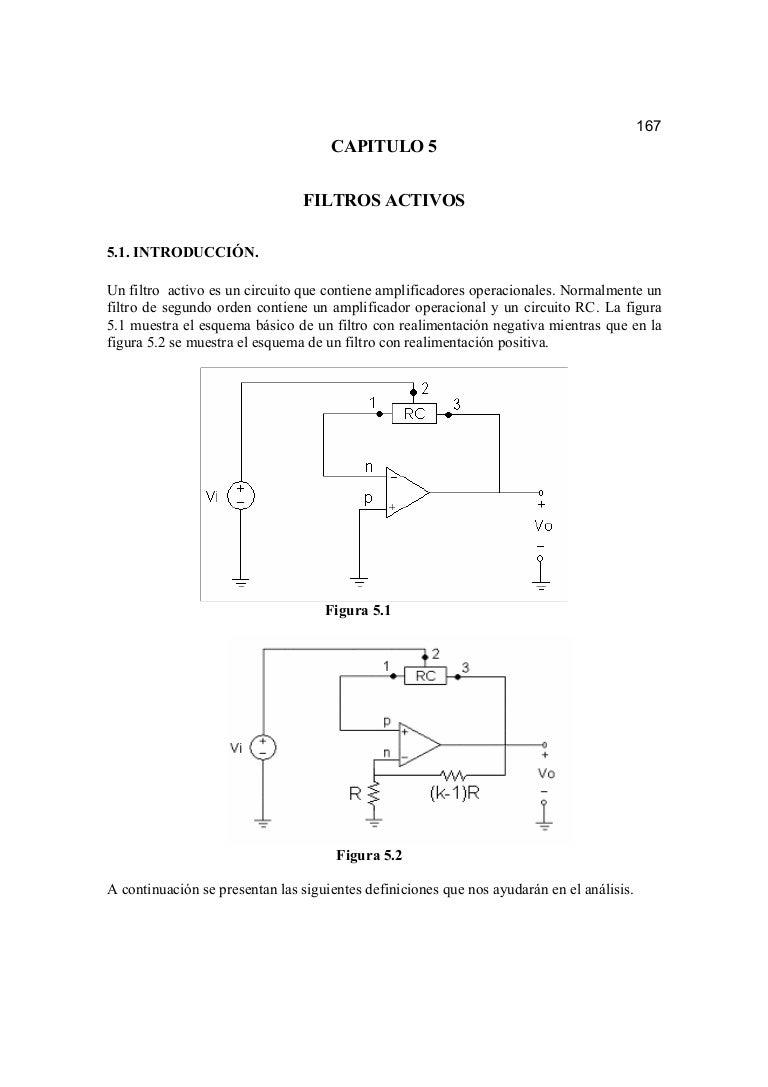 Circuito General : Filtros activos en general