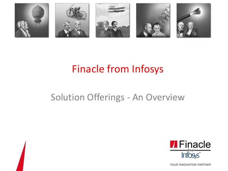 Finacle - Core banking Software Solution Overview