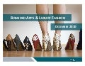 Branded Apps and Luxury Fashion