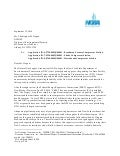 NGSA Letter to NY DEC re Dominion New Market Project