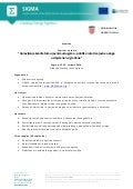 Agenda for quality management in the public sector in Croatian