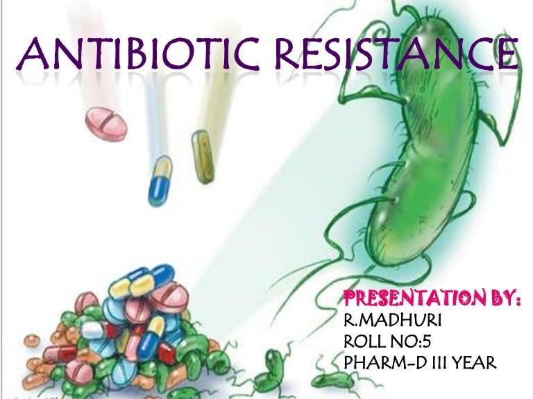 Antibiotic resistance animated ppt by indigoandviolet teaching.