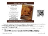 Final book flyer and qrcode