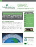 Contribution of greenhouse gas emissions: animal agriculture in perspective