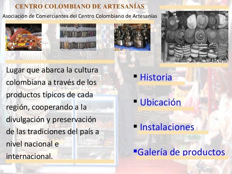 Centro Colombiano De Artesania