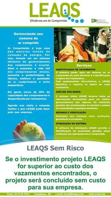 LEAQS BRASIL Folder