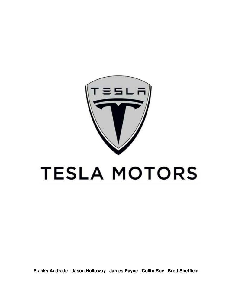Tesla Marketing Plan