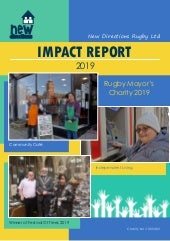 New Directions Impact Report 2019