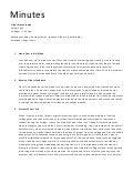 Example briefs