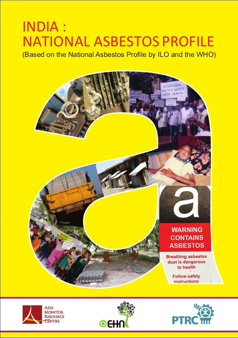 The national asbestos profile of india urtaz Image collections