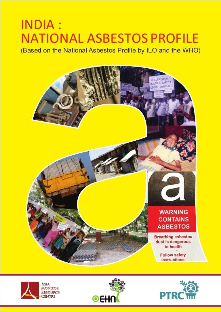 The national asbestos profile of india urtaz Choice Image