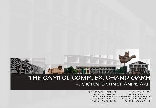The Capitol Complex, Chandigarh