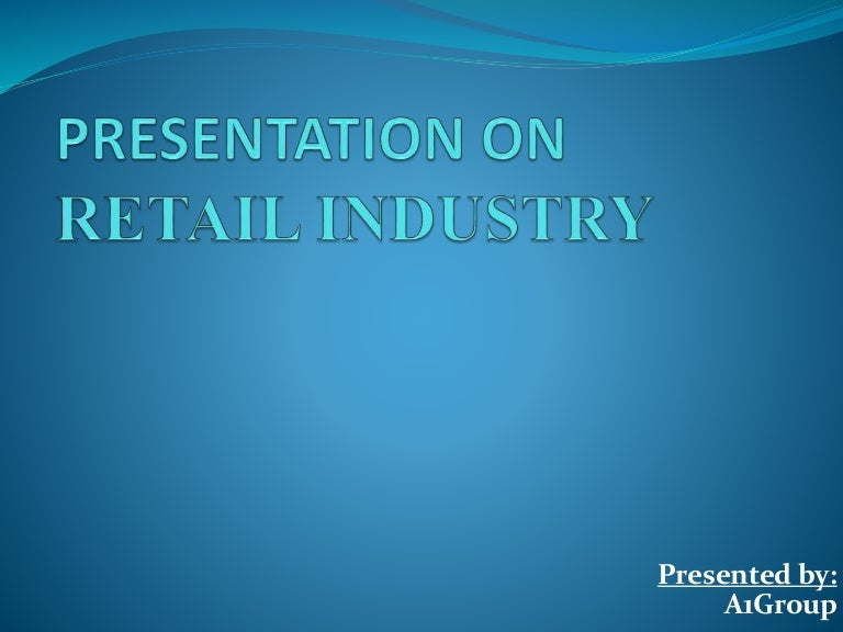 Retail sector in India