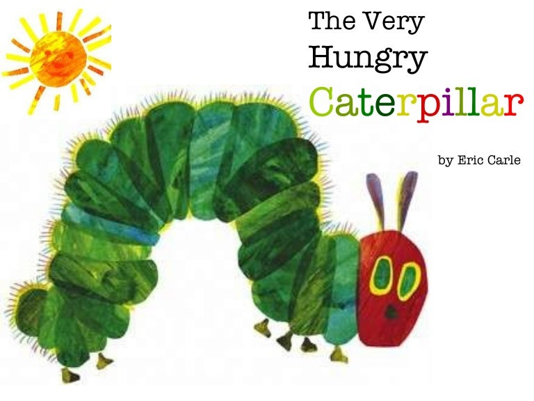 image relating to The Very Hungry Caterpillar Printable Book known as The Quite Hungry Caterpillar