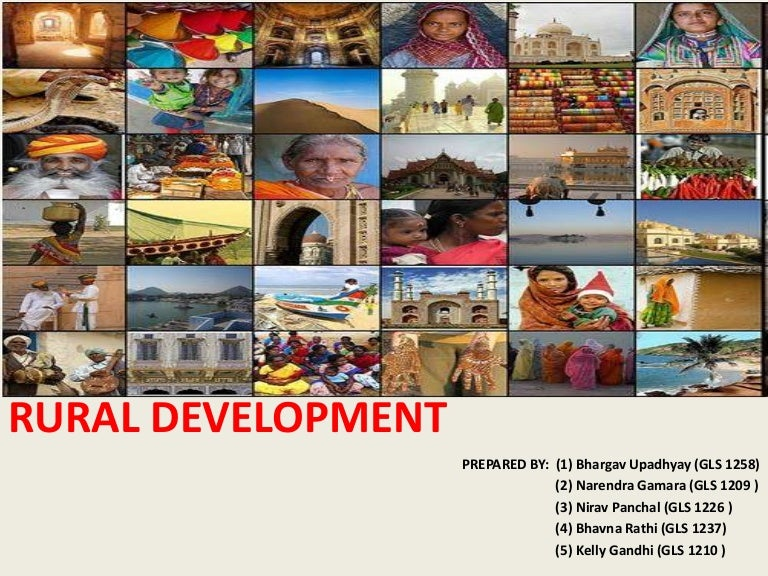 rural development in