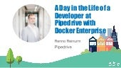 DCSF19 A Day in the Life of a Developer at Pipedrive