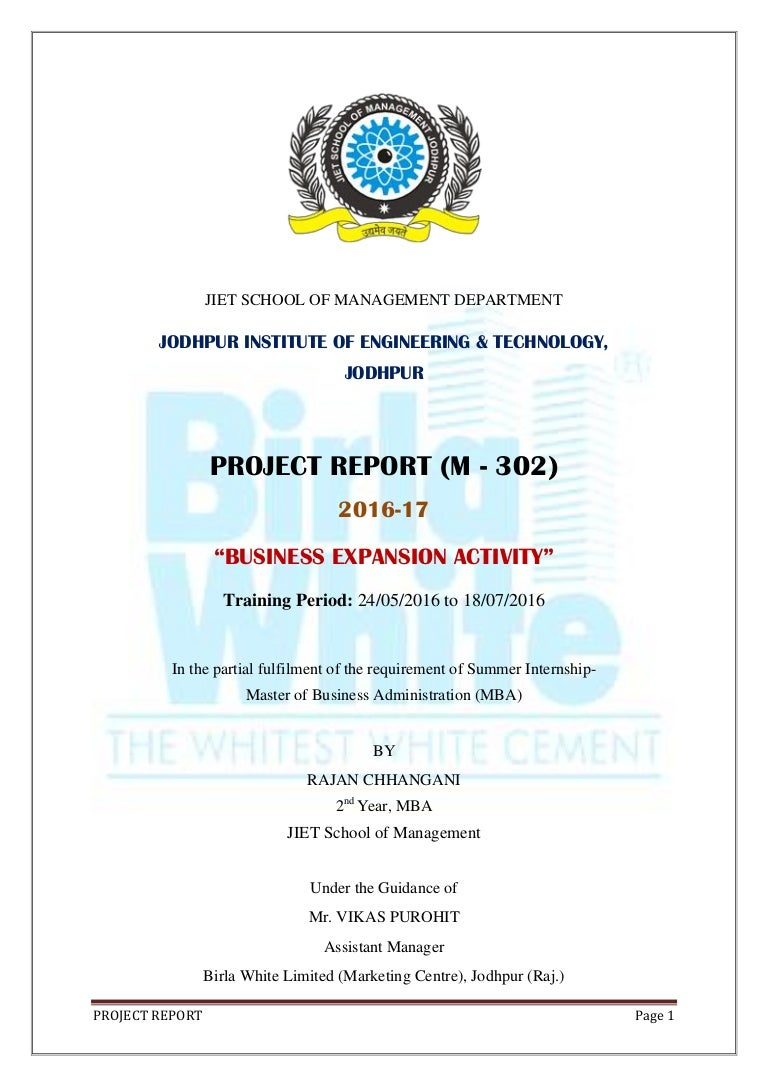 mba project report on inventory management pdf download