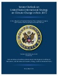 Report: Senate Outlook on United States International Strategy on Climate Change in Paris 2015
