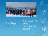 Final ski trip information 2019 power point (1)