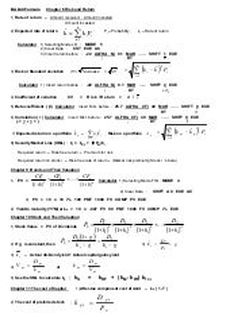quantitative methods in finance watsham pdf