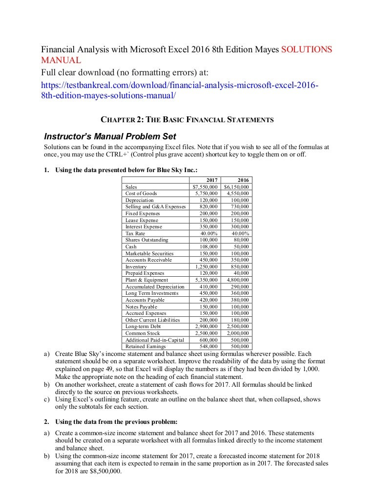 microsoft office 2013 excel chapter 3 multiple choice