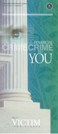 Financial Crime and You