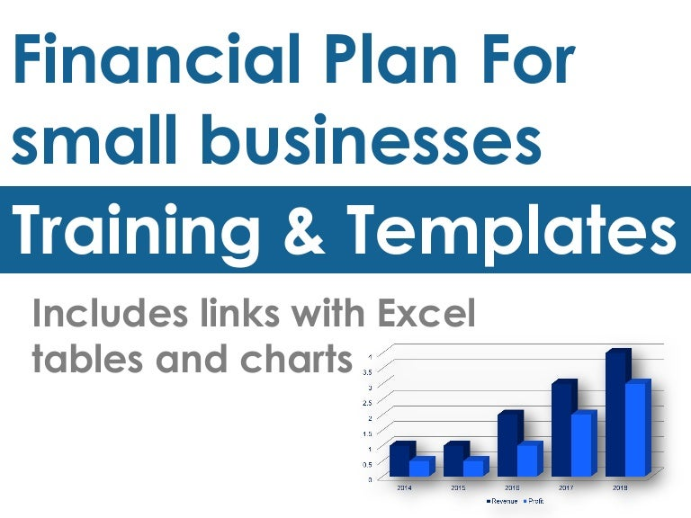 Financial Plan Training And Templates