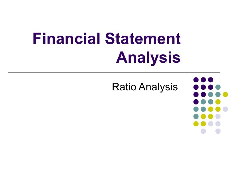 financial ratio analysis: milan fashion coat company Financial/annual reports, statements and financial analysis report from different brokerage house this process involves assessing the documents, observations and interviewing company's employee.