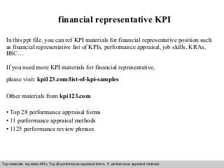 Financial Representative | LinkedIn