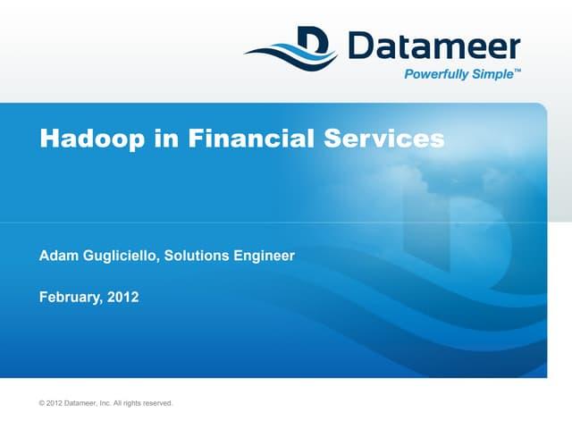 Financial services trihug