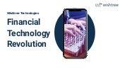Financial technology Revolution - Wishtree Technologies