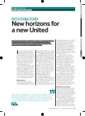 SimpliFlying Featured - New Horizons for A New United