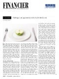 Financier Worldwide   Challenges And Opportunities In The Food And Drink Sector