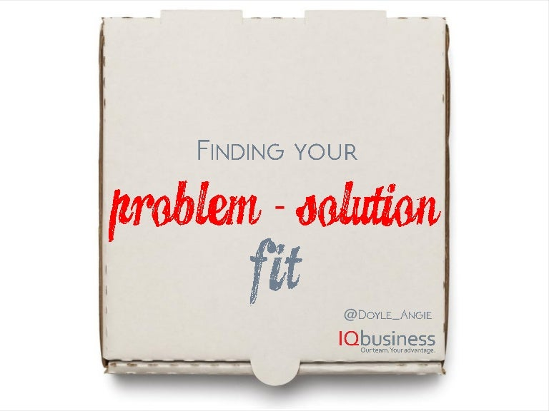 finding a solution to the problem Problem solving series 1 defining the problem/ gathering information define the problem what prevents you from reaching your goal you may need to state the problem.