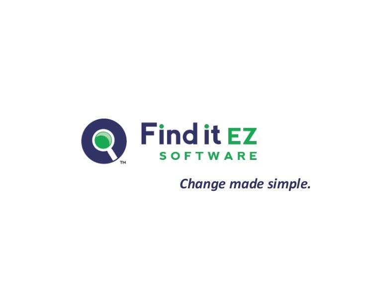 Find It Ez Reseller Program Benefits
