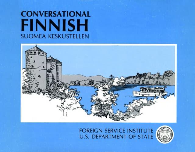 Learn Finnish - FSI Conversational Course