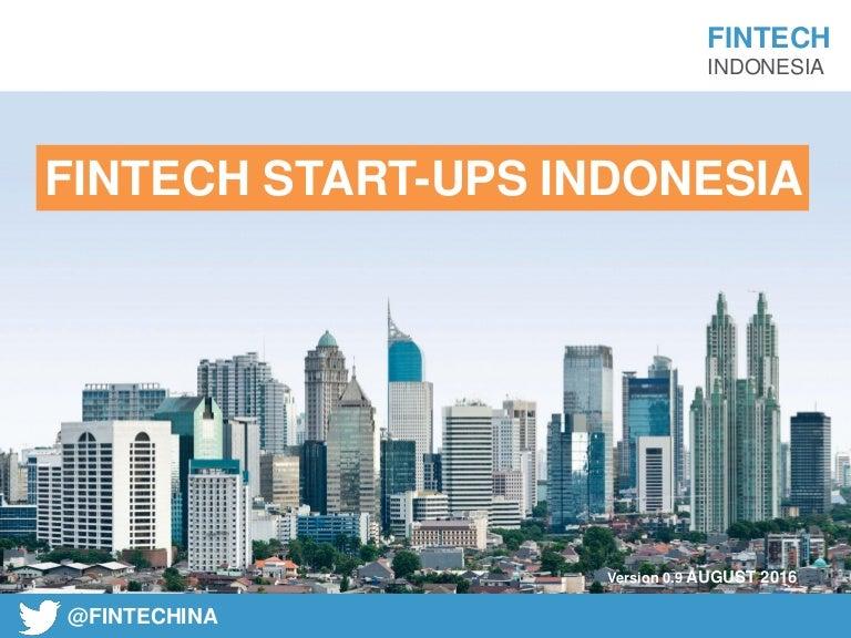 Fintech Indonesia Startup Report