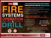 Fire Safety in Apartment Complex: Fire Operations and Evacuation Drills
