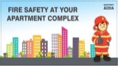 ApartmentADDA : Fire Safety at your Apartment Complex