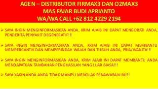 WA 62 812 4229 2194, Agen Firmax 3 Sidoarjo
