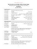First Stewards Symposium Agenda