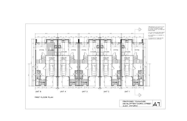 First floor plan a7 june 2 10