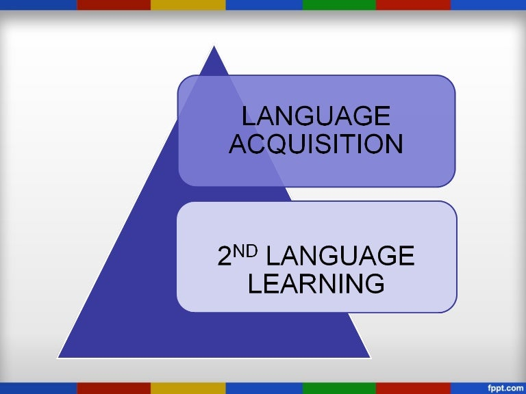 The Five Stages of Second Language Acquisition